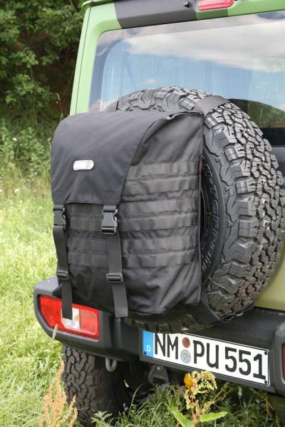 Spare wheel bag 4x4