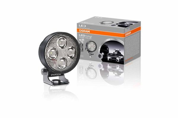 Osram LED WL Round VX80-WD, Zusatzscheinwerfer mit Zulassung
