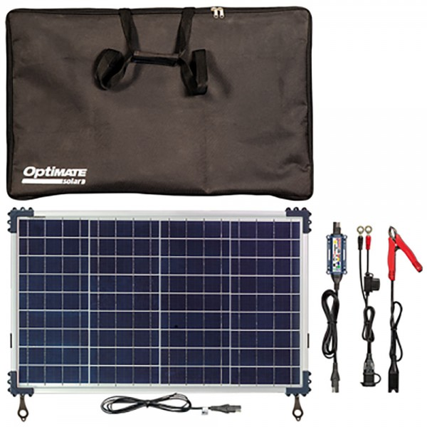 TM522-D4TK, Optimate, Solarpanel, Tecmate