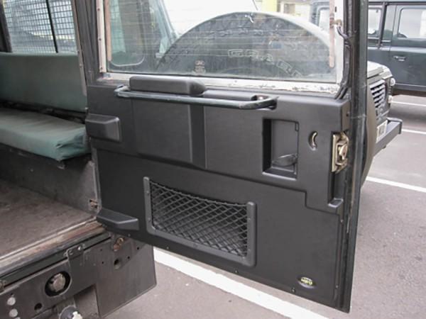 Hecktürverkleidung Land Rover Defender