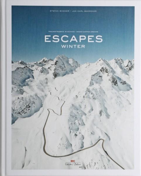 Buch: Escapes WINTER - Traumstraßen im Schnee