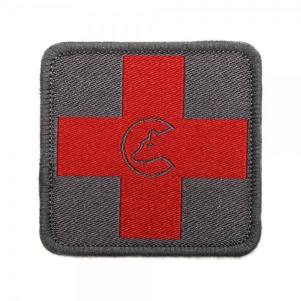 Morale Patch - First Aid, gewebt