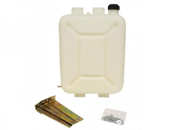 Zusatztank 13 Liter für Standheizungen