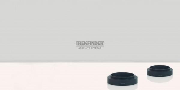 Spring Distance Kit für LAND ROVER Defender 110 HA u. 130 HA von TREKFINDER mit + 30 Millimeter