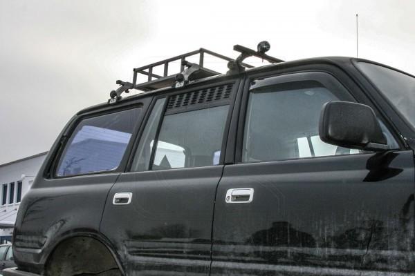 Nakatanenga Lüftungsbleche Seitenfenster - Toyota LandCruiser J8