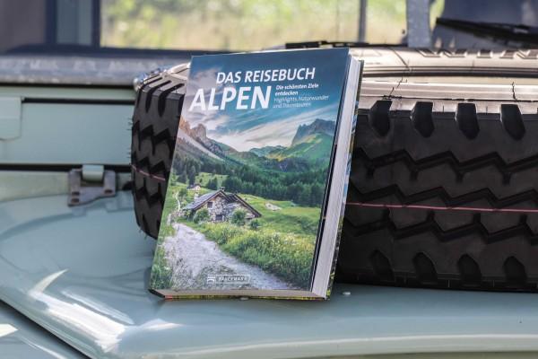Das Reisebuch Alpen - die schönsten Ziele entdecken