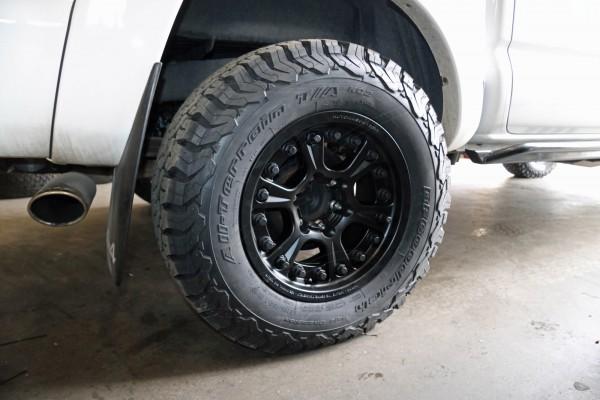 Hutchinson Beadlockfelge für Toyota Tacoma / LandCruiser / FJ Cruiser