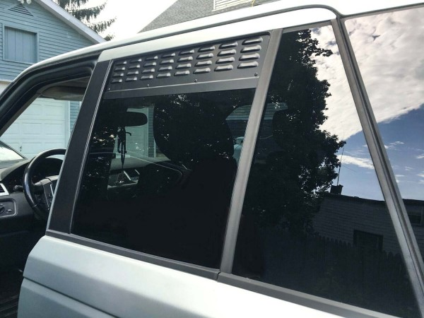 Nakatanenga Lüftungsbleche Seitenfenster hinten - Range Rover Sport BJ 2006-2010