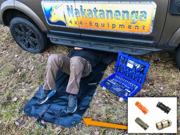 Mechanic Tarp black