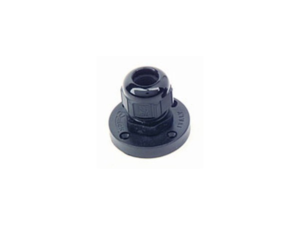 Car roof cable grommet