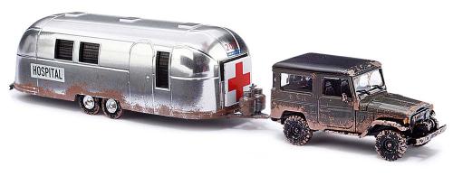 Toyota Airstream »Hospital«
