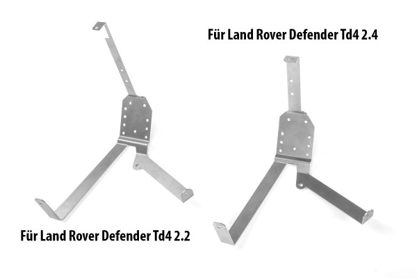 Montagehalter Webasto Theromotop für Land Rover Defender Td4 2.2 und Td4 2.4