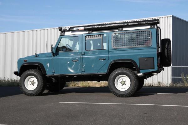 Land Rover Defender steel rims