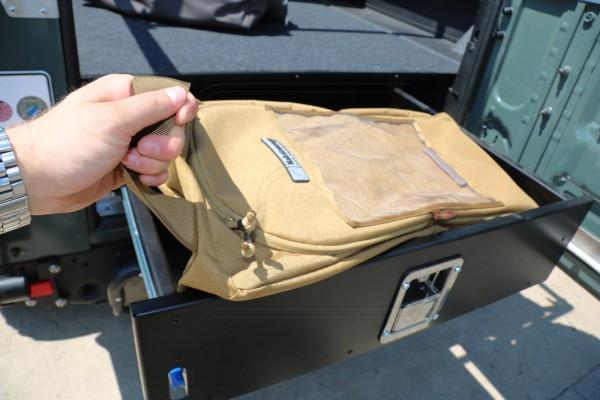 Einlegetasche Drawer Inlay für Defender Schubladensystem