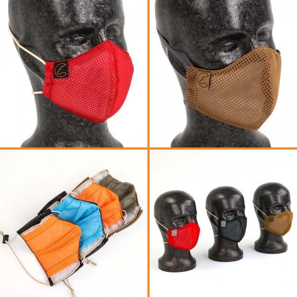 Nakatanenga protective mask including filter