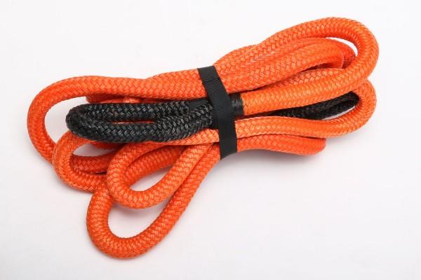 BEAR ROPE Kinetisches Bergeseil KERR 8m lang, orange