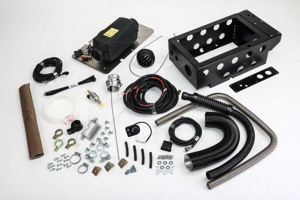 Standheizung AUTOTERM (Planar) URAL EDITION 2D 12 Volt Komplettset für Land Rover Defender