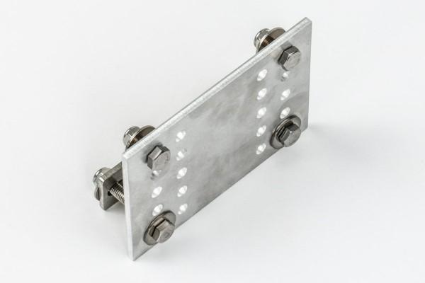 Dachzelt Adapterplatte Montageplatte