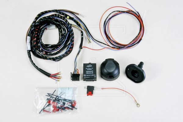 13-pin E-Kit Universal, with AMC module, for Land Rover Defender up to and including MY98 and other vehicles