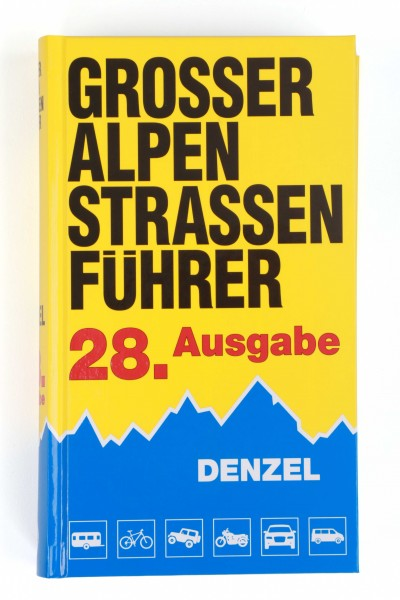 Graf 28, Alpenstraßenführer, ISBN: 978-3-85047-779-6