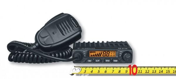 Albrecht AE 6110 - Mini CB Funkgerät
