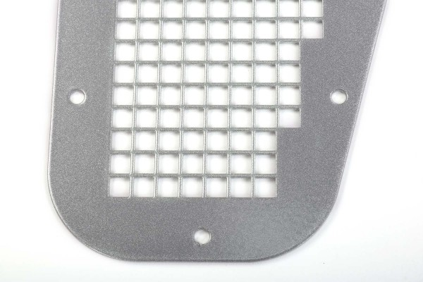 Air inlet cover