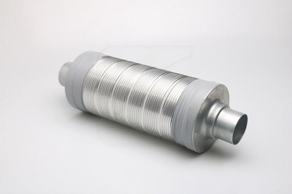 Warmluftschalldämpfer 60mm