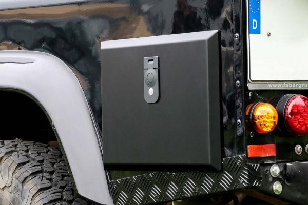 Defender storage box