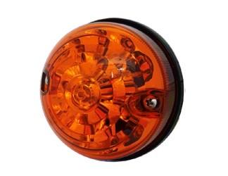 LED Blinker Defender vorne gelb