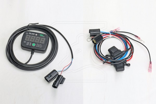 Dual-Battery-Monitor BM2000