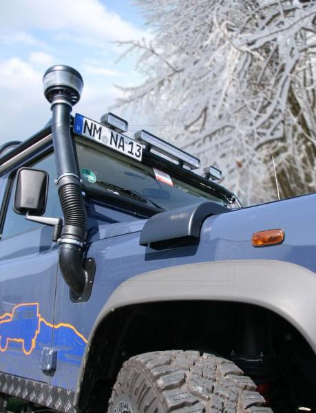 Military Snow Cover für Land Rover Defender