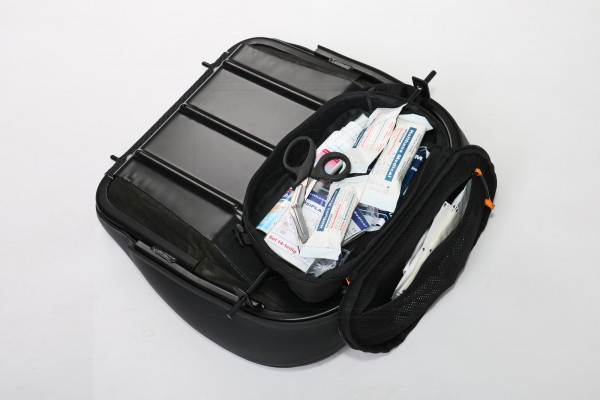 Nakatanenga Staufach HIDDEN BAG für Defender, Befestigung unter dem Fahrer- oder Beifahrersitz