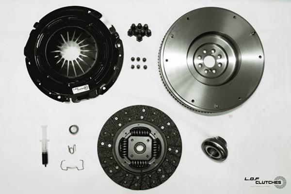 EXTREMEspec clutch TD5 incl. single mass flywheel, EXTREMETD5SMF