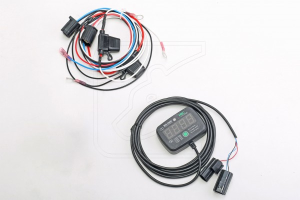 HBC Doppelbatteriemonitor