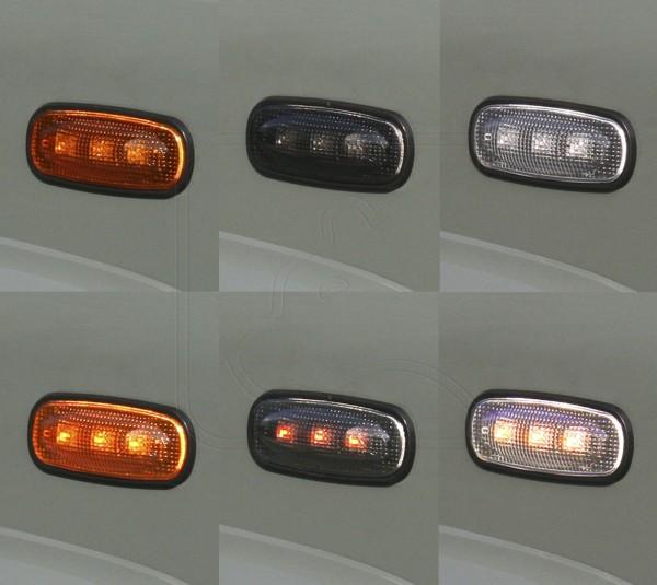 Defender LED Kotflügelblinker