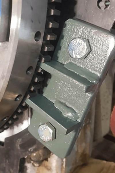 TD5 Flywheel Locking Tool, FLYWHEEL-LOCKING