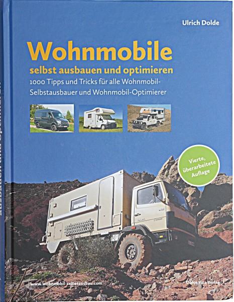 Buch: Wohnmobile selbst ausbauen und optimieren, 4. Aufl., mit Downloadcode zu Planungstools