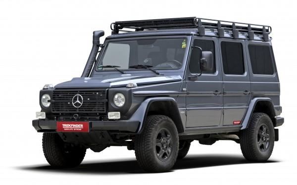 Mercedes G Klasse Spurverbreiterung