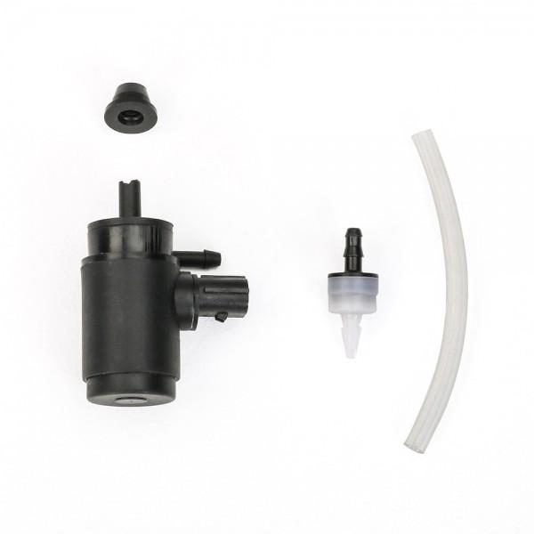 Washer pump including grommet