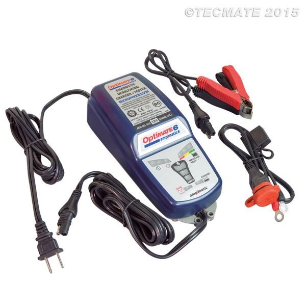 OPTIMATE 6 Ampmatic-Ladegerät TM180SAE