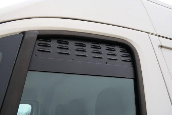 Ventilation plates front side windows - Peugeot Boxer, Fiat Ducato, Citroen Jumper