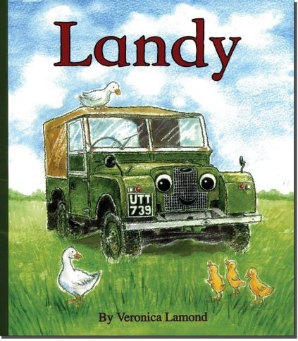 """Kinderbuch """"Landy"""""""