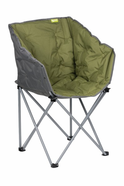 Tub chair camping