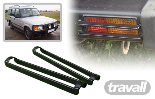 Metall-Lampenschutzgitter passend für DISCOVERY 1 (1989->1998) Heckstoßstange