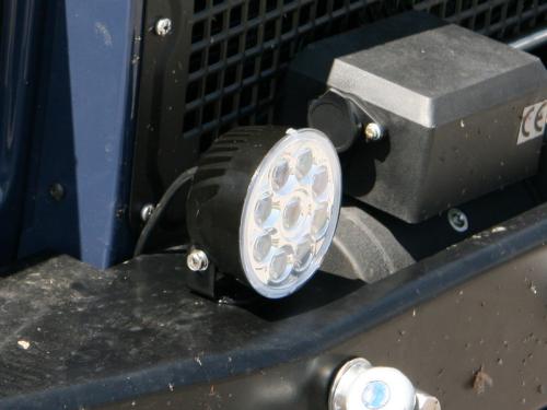 Sirius NS-3711 LED Fernscheinwerfer 100mm