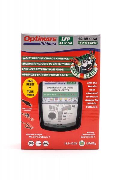 OPTIMATE Lithium Batterieladegerät TM274