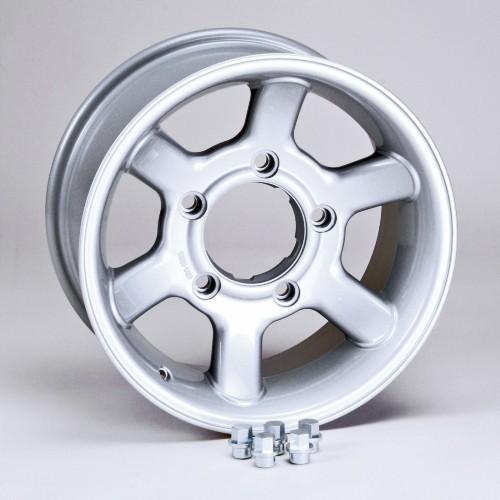 """Borbet CW Design Leichtmetallfelge 8x16"""""""