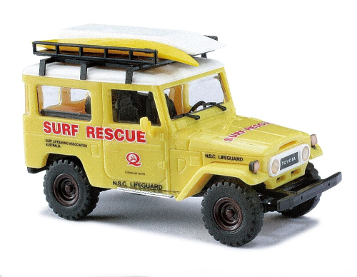 Toyota »Surf Rescue«