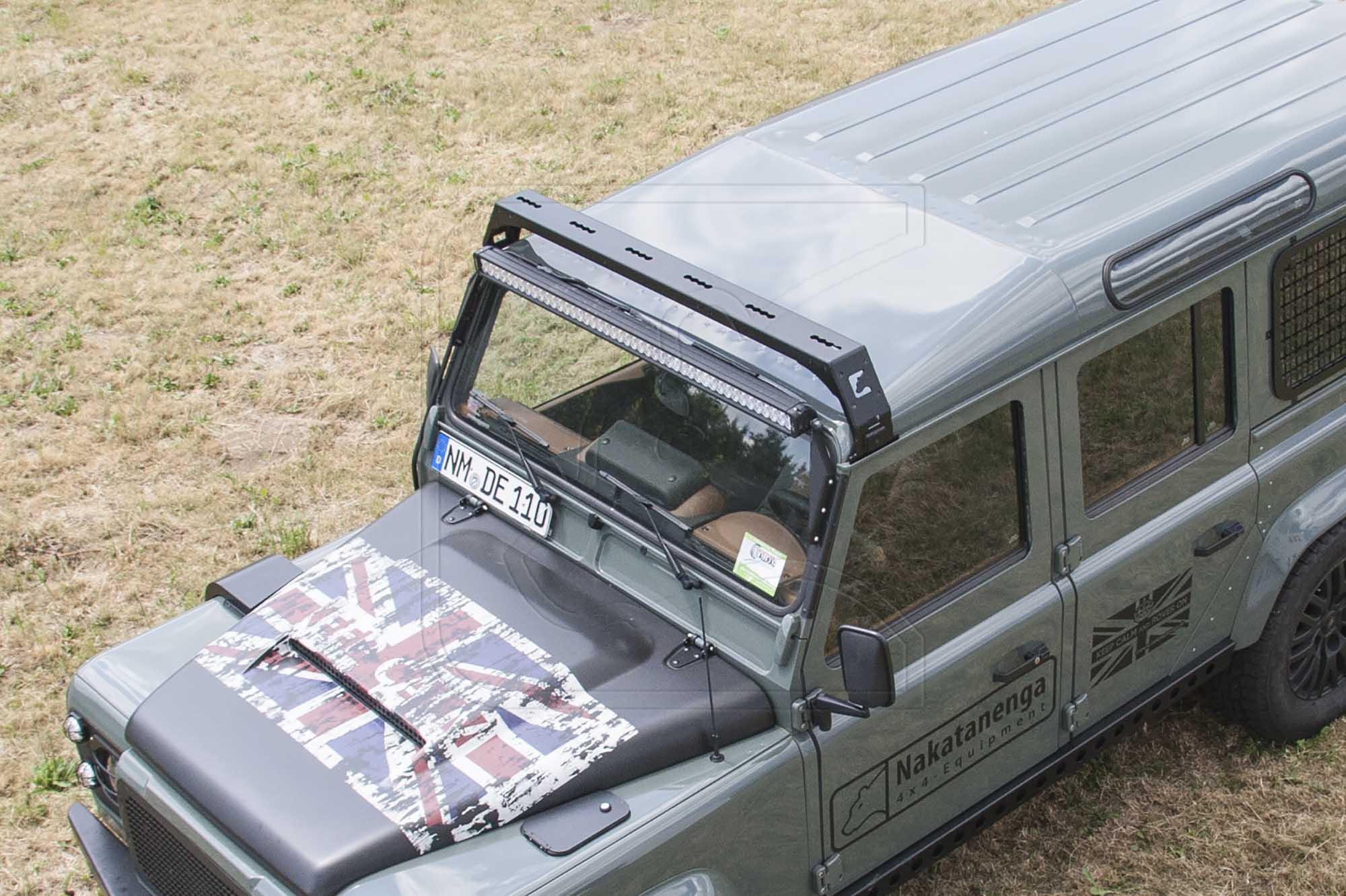 Cargobear Querb 252 Gel F 252 R Land Rover Defender Hier Bestellen