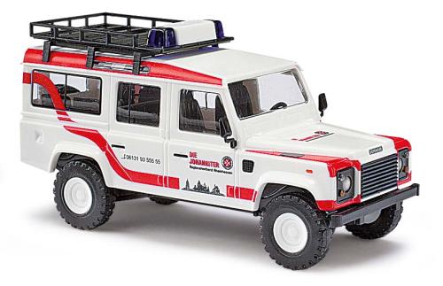 Land Rover Defender Mountain Rescue Poland